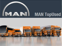 MAN Truck & Bus Deutschland GmbH - TopUsed Center (Hamburg)