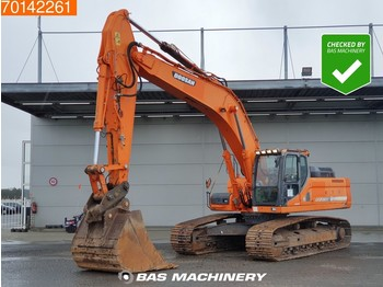 Bager guseničar Doosan DX380 LC FROM FIRST OWNER - 8455 HOURS
