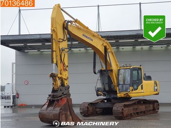 Bager guseničar Komatsu PC350 LC-8 FROM FIRST OWNER