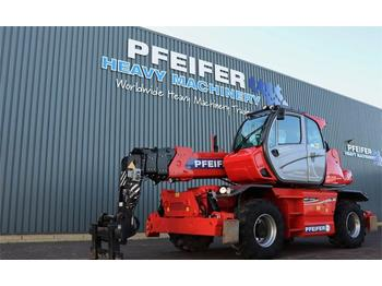Manitou MRT2150 Privilege Plus Valid inspection, *Guarante  - teleskopski upravljač
