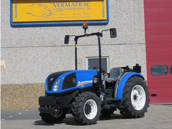 New Holland T3.80F - traktor točkaš