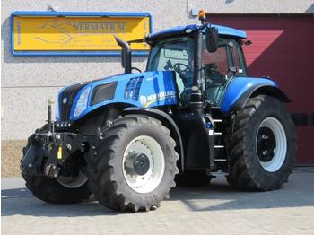 New Holland T8.435 - traktor točkaš