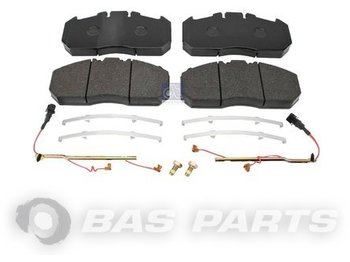 Kočione pločice DT SPARE PARTS Disc brake pad kit 5001855646