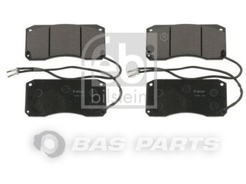 Kočione pločice FEBI Disc brake pad kit 5000297198
