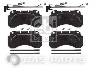 Kočione pločice FEBI Disc brake pad kit 5001833104