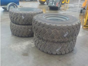Michelin 17.5R25 Tyre & Rim (4 of) - točkovi/ gume